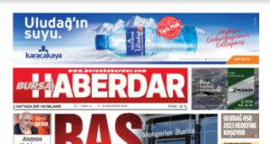 BursaHaberdar 4. Sayı