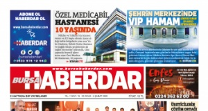 Bursa Haberdar 15. Sayı