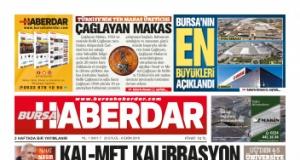 BursaHaberdar 7. Sayı