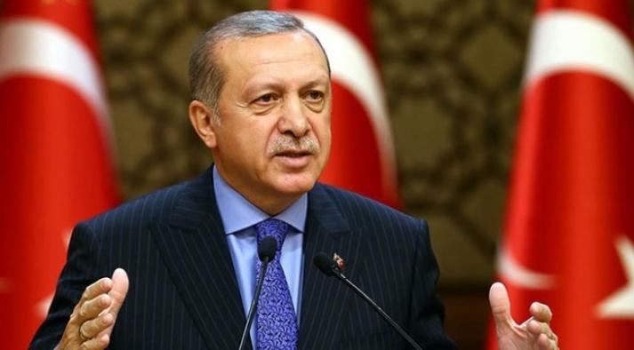 Cumhurbaşkanı Erdoğan'dan 'Pençe Harekatı' mesajı!