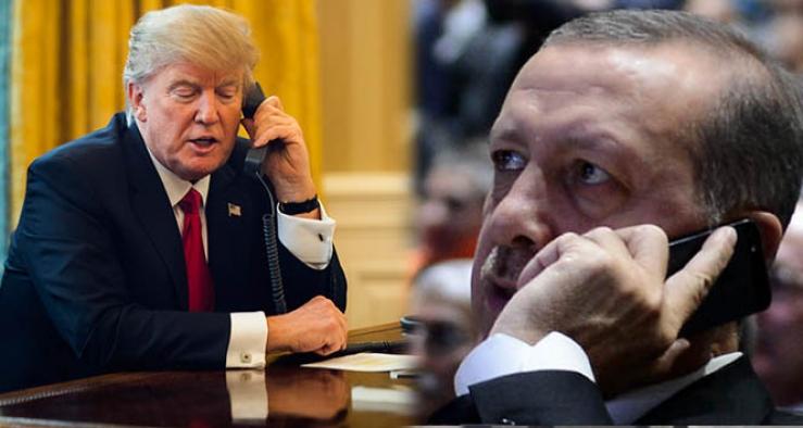 Erdoğan ile Trump S-400'leri konuştu