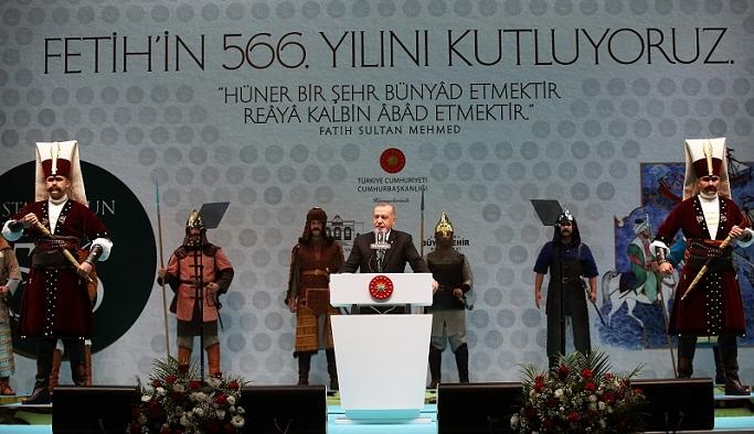 """""""İstanbul'a hizmet etmek, sadece Türkiye'ye değil, dünyaya hizmet etmektir"""""""
