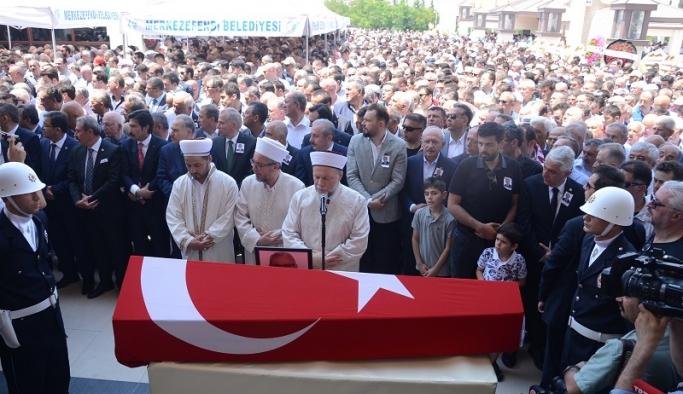 CHP milletvekili toprağa verildi