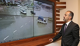 Bursa trafikte 141 kenti geçti!