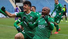 En golcü iki takım Bursa'da kozlarını paylaşacak