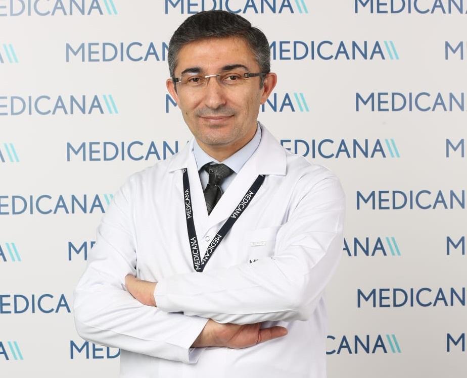 Özel Medicana Bursa Hastanesi Kardiyoloji Uzmanı Prof. Dr. İbrahim Baran,